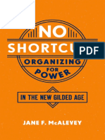 Jane F. McAlevey - No Shortcuts _ Organizing for Power in the New Gilded Age-Oxford University Press (2016)
