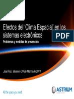 ELECTRONICA ESPACIAL