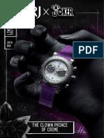 Arraw the Joker Press Kit