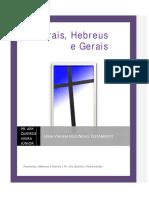 03 Uma Viagem Pelo Novo Testamento - Pastorais, Gerais e Hebreus