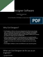 tutorial for  designer software