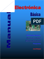 Manual electrónica basica