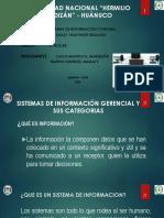 Sistema de Información- Diapositivas