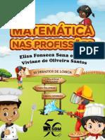 Matematica Nas Profissoes eBook