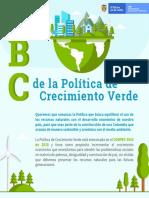 ABC del crecimiento verde