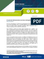 Custo Dos Deslocamentos Nas Regioes Metropolitanas Do Brasil - Rio de Janeiro (1)