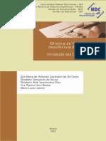 Manual da catalogação