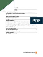 Software Comercial para MRP I Y MRPP 2