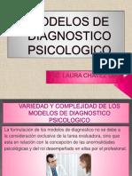 Clase 3 Modelos de Diagnostico Psicologico
