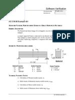Beam Design ACI318-08