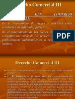 Derecho Comercial III - I Un 1Sem