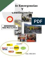 Plan de Emergencia 2019