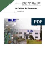 Manual de Calidad Del Proveedor MCP-74.12 Rev. 24