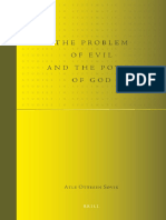 the Problem of Evil and The
