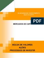 Alaksandush Investimento bolsa de valores