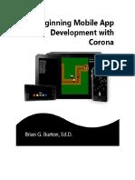 Beginning Mobile App Development With Corona