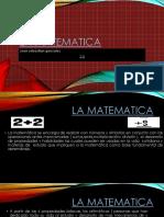 LA MATEMATICA.pptx