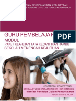KCR-I. Specialist Long Hair Artistic Dan Hair Extension