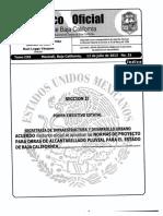 Normas Proyecto Alcantarillado Pluvial
