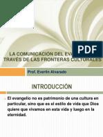EVAN Y DISC 11. La Comunicación Del Evangelio a Través de Las Fronteras Culturales