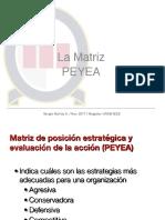 4 La Matriz Peyea