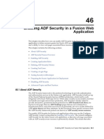 Enable ADF Security