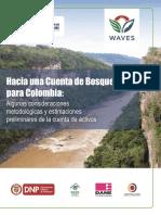 PI Hacia Una Cuenta de Bosque Para Colombia