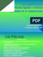 Las esquizofrenias psicosis agudas y cronicas - Dra Cabrera.pptx