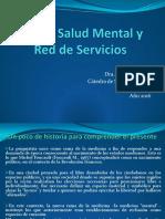 Ley de Salud Mental y Red de Servicios