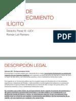 Delito de Enriquecimiento Ilícito.roman Loli Romero
