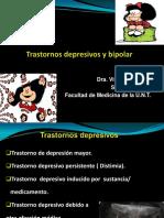 Trastornos Depresivos y Bipolar - Dra Hansen