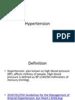 hypertension JNC new