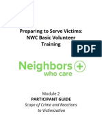 2-Preparing to Serve Victims NWC Participant Guide