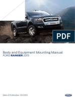 PX Ranger MkII-Body and Equipment Mounting Manual-October 2015