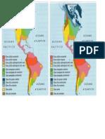 CLIMAS DE AMERICA