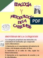 Metodología y Pedagogía de la Catequesis
