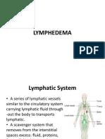 Lymphedema 13