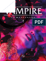 Vampire La Mascarade 5e Édition