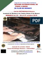 Bando Monaco 19