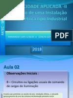 Instalacoes Elétricas AULA 02 Lapa - Edson FATEC 2018