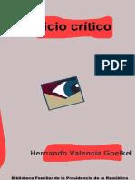 Oficio Critico