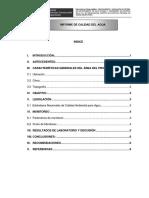 Informe de Estudio de Calidad de Agua Con DS 004-2017 MINAM y DS 031-2010-SA