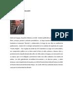 Breve Biografía Mario Benedetti