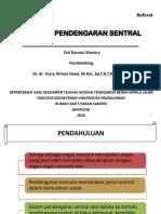 FISIOLOGI PENDENGARAN SENTRAL