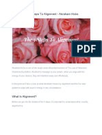 The 5 Steps To Alignment.pdf