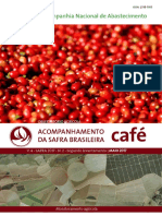 Conab Boletim Cafe - Maio 2017