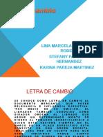 LETRA DE CAMBIO Y PAGARE.pptx