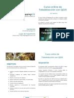 MappingGIS Programa Curso Teledetección Con QGIS