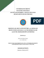 Propuesta de Adecuación Eléctrica Tesis 2.0