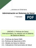 Administracion Equipo 5 (Politicas de Salud Internacionales)